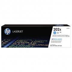 HP 202X Cyan Toner Cartridge