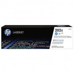 HP 202X Cyan Toner Cartridge