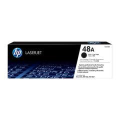 HP 48A Black Toner Cartridge