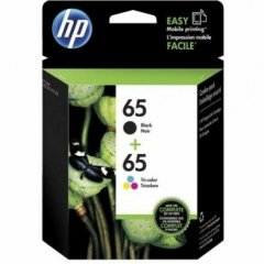 HP 65 Combo Pack Ink Cartridges