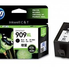 909XL T6M21AA HP Black Ink Cartridge (Genuine)