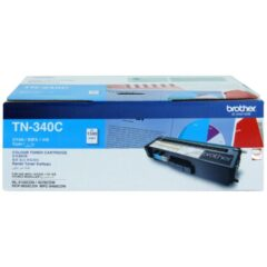 Brother TN-340C Cyan Toner Cartridge