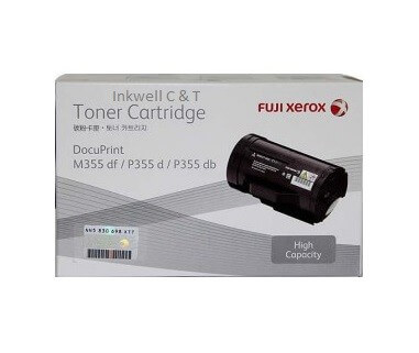 CT201938 Xerox DocuPrint CT201938 Black Toner Cartridge (Genuine)