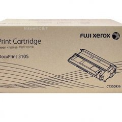Xerox DocuPrint CT350936 Black Toner Cartridge (Genuine)