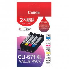 Canon CLi-671XL Ink Cartridges