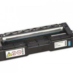 Ricoh Lanier SPC250SF Cyan Toner Cartridge