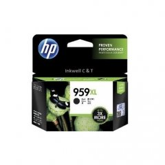 959XL L0R42AA HP Black Ink Cartridge (Genuine)