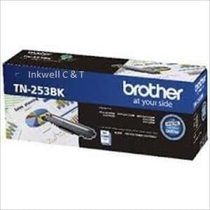 Brother-TN-253-Black-Toner Brothers New Range of Colour Toners