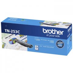 Brother TN-253C Cyan Genuine Toner Cartridge