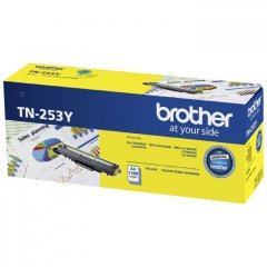 Brother TN-253Y Yellow Genuine Toner Cartridge