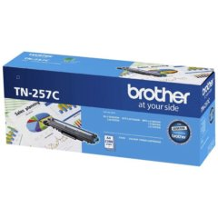 Brother TN-257C Cyan Toner Cartridge