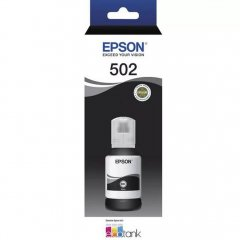 Epson 502 [C13T03K192] Black Genuine Eco Ink Tank