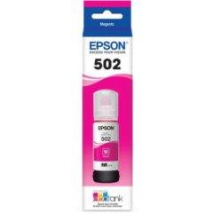 Epson T502 Magenta Eco Ink Tank