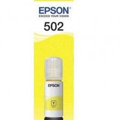 Epson T502 Yellow Eco Ink Tank