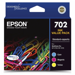 Epson 702 Value Pack Ink Cartridges