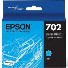 Epson 702 Cyan Ink Cartridge