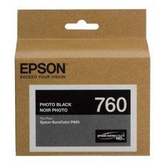 Epson 760 [C13T760100] Photo Black Genuine Ink Cartridge