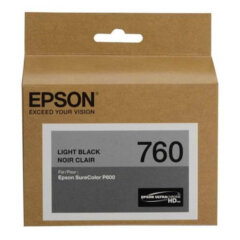 Epson 760 Light Black Ink Cartridge