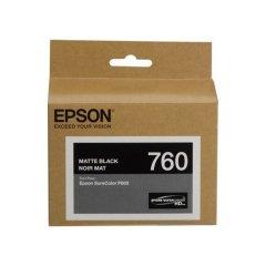 Epson 760 Matte Black Ink Cartridge