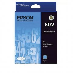 Epson 802 Cyan Ink Cartridge