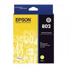 Epson 802 Yellow Ink Cartridge