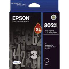 Epson 802XL Black Ink Cartridge