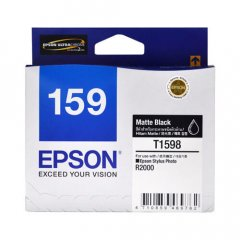 Epson 159 Matt Black Ink Cartridge