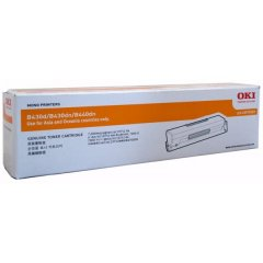 Oki B430 43979203 Black Genuine Toner Cartridge