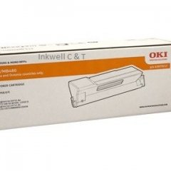 Oki B440 Black Toner Cartridge 43979217 (Genuine)