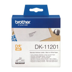 Brother DK11201 Labels White