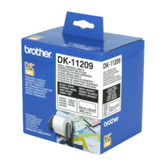 Brother DK11209 Labels White