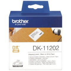 Brother DK-11202 Labels