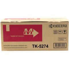 Kyocera TK-5274M Magenta Toner Cartridge