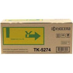 Kyocera TK-5274Y Yellow Toner Cartridge