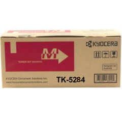 Kyocera TK-5284M Magenta Toner Cartridge