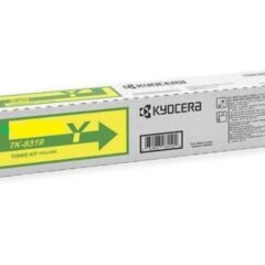 Kyocera TK-8319Y Yellow Toner Cartridge
