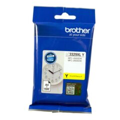 Brother LC-3329XL Yellow Ink Cartridge
