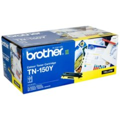 Brother TN-150 Yellow Toner Cartridge