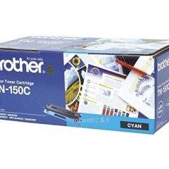 Brother TN-150 Cyan Toner Cartridge (Genuine)