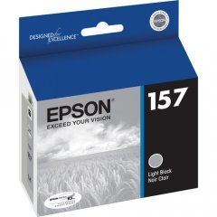 Epson T1577 Light Black Ink Cartridge