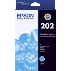 Epson 202 Cyan Ink Cartridge