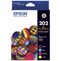Epson 202 Ink Cartridge Value Pack