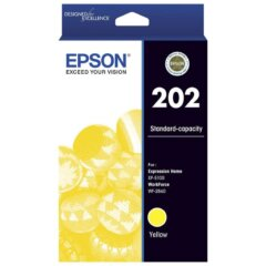 Epson 202 Yellow Ink Cartridge