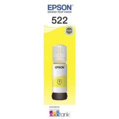 Epson 522 Yellow Eco Ink Tank
