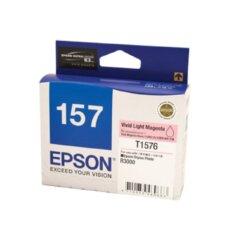 Epson T1576 Vivid Light Magenta Ink Cartridge