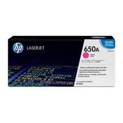 HP 650A Magenta Toner Cartridge