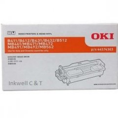 Oki B431 Drum Unit 44574303 (Genuine)