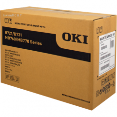 Oki B721 Fuser Unit 45435104 (Genuine)