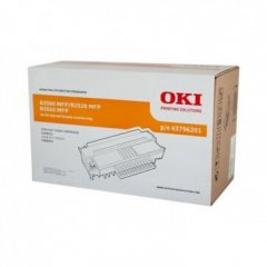 Oki F305 44028201 Black Genuine Toner Cartridge