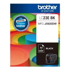 Brother LC-23E Black Ink Cartridge